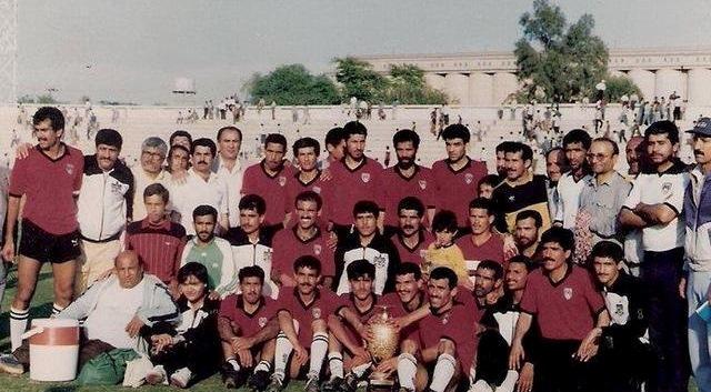 باشگاه ملوان انزلی 95 96 جام حذفی فوتبال ایران - فصل 1367-68